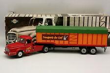 Ixo Truck vintage 1/43 - Willeme LC610 T Trailer Savoyard Transports Deer