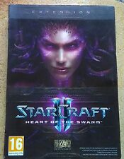 *Jeu Starcraft 2 Heart of the Swarm (neuf / new), jeux game ordinateur strategie