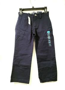 NWT Boys Cargo Pants Size 5 The Children's Place Blue Color Casual Trousers