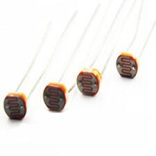 100PCS Photoresistor LDR CDS 5mm Light-Dependent Resistor Sensor GL5516 Arduino