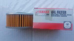 Genuine Yamaha Oil Filter XJR1200 FZ750 FJ1200 FZR1000