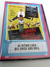 "DVD ""AL RITMO LOCO DEL ROCK AND ROLL"" COMO NUEVO FATS DOMINO TOUCH CONNORS LISA"