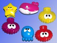 Badespass, Wasserspielzeug für Badewanne u Planschbecken, Bade Wannen Spielzeug