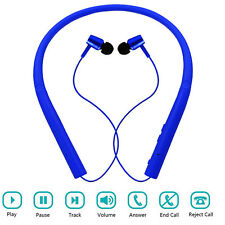 Wireless Stereo Bluetooth Headset Sports Earphone For Samsung iPhone Lg Nokia
