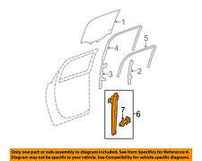 GM OEM Rear Door-Window Lift Regulator 20785728