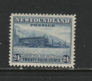 NEWFOUNDLAND #264 IRON ORE  MINT  NH
