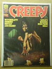 CREEPY #118 FN+ WARREN HORROR MAGAZINE