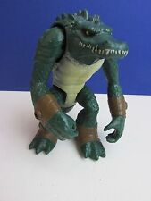 rare TMNT LEATHERHEAD action figure TEENAGE MUTANT NINJA TURTLES nickelodeon 226