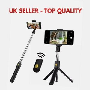 3 in 1 Wireless Bluetooth Selfie Stick for iphone/Android/Huawei Foldable