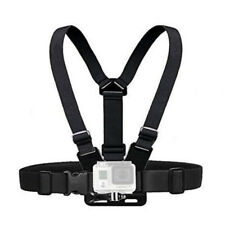 Adjustable Elastic Belt Harness Chest Strap Body Mount for GoPro Hero 7 6 5 4 3