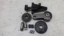Kawasaki KZ1000 KZ900 Z1 LTD KM155-2B. Engine cam chain tensioner gear set -a