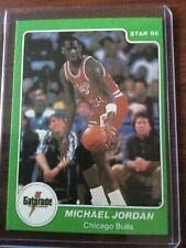 Michael Jordan Rookie Card Star 85 For Sale Ebay