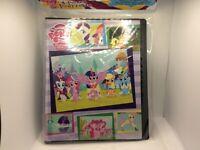 Ultra PRO 4-Pocket My Little Pony Friendship is Magic Portfolio. B3G1 Free!