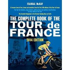 The Complete Book of the Tour de France,McKay, Feargal,Very Good Book mon0000114