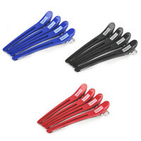 12pcs Hair Sectioning Clips Hairdressing Salon Barber for Hair Styling Clamp