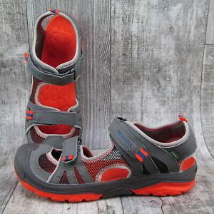 Merrell Hydro Rapid Leather Water Sandals Big Boys Size 7 / EU Size 38 MY54844