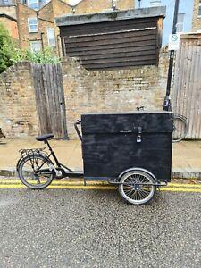 Tricycle, Mobile Bar, POP UP BAR, Coffee Bar, Ice Cream Cart, Ice Cream Bike.