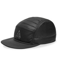 Nike ACG AW84 5 Panel Mens Hat Black 1Size Baseball Cap