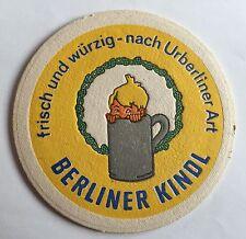Bierdeckel Berlinder Kindl