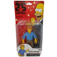 Neca Simpsons 25th Anniversary - Mark Hamill 13cm Action Figure Series 2 Guest