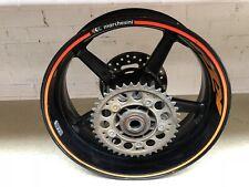 ktm rc8 Rear Wheel 2012 brembo marchesini