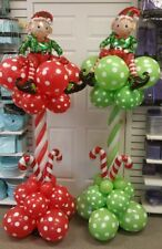 """Wholesale Christmas Party 12"""" x 100 large latex Balloons x-mas part Decorations"""