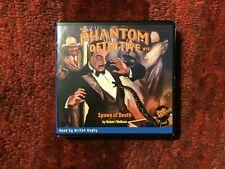 The Phantom Detective : Spawn of Death : Radio Archives Audiobook