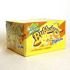 Adams Bubballo Gum Banana (Platano Sabor) 50-pcs box 10-oz