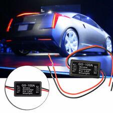 Car Flash Strobe Controller Box Flasher Module LED Brake Stop Light GS-100A