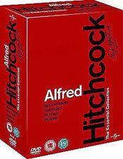 ALFRED HITCHCOCK - The Essential Colección - LA VENTANA INDISCRETA / Birds /