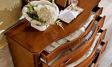LUXE herrenkommode couleur noyer TORRIANI VIP placage meubles de style en Italia