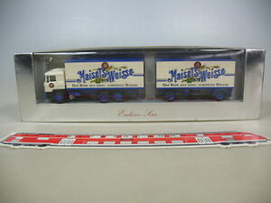 P541-0, 5 # Herpa Exclusive H0 Man Truck/Lorry Maisel's Weise, Mint+Box