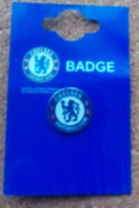 Chelsea FC Football Badge (Official Merchandise) - FREE POSTAGE!