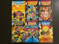 Forever People 1-6 High Grade DC Lot Set Run CL56-56