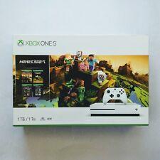 Xbox One S 1TB Console - Minecraft Creators Bundle *BRAND NEW*