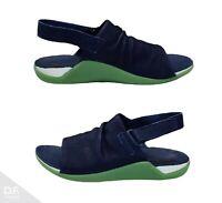 Think! SANDAAL Damen Leder Sandale Slipper Schuhe Slip On Komfort *Made in EU