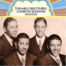 London Sessions-1934-39 - Mills Brothers (2011, CD NIEUW)