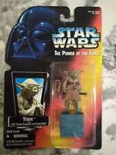 Kenner Star Wars: The Power of the Force Action Figure Red Card POTF (sw07)