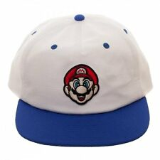 Nintendo Super Mario Big Face Snapback Baseball Cap