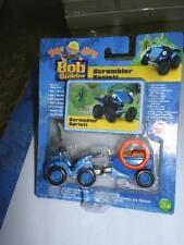 "Bob The Builder SCRAMBLER Diecast Vehicle 4.5"" MOC, 2007"
