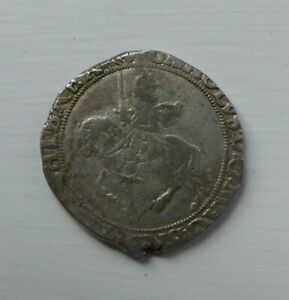 Charles I Half Crown Tower Mint, Parliment ISSUE S.2778