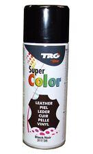 Lederfarbe Lederfarbspray 400 ml. Kunstlederfarbe Ledersprayfarbe schwarz / weiß