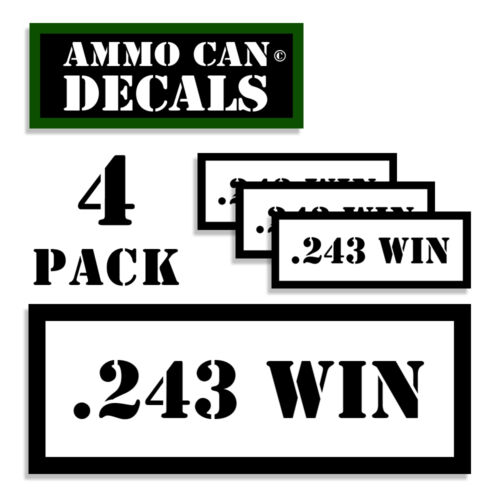 Info 243 Ammo Travelbon.us