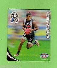 #D222. 2010 AFL  TAZO #17 LEON DAVIS,  COLLINGWOOD MAGPIES