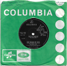 SOLOMON KING - SHE WEARS MY RING / I GET THAT FEELING OVER YOU - 60s POP VOCAL