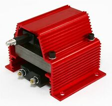 High Performance Super Epoxy Coil Ignition Red 12V 70% More Spark Than Stock