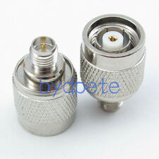 RP-SMA Female jack to RP-TNC male plug RF Adapter for Antenna Router