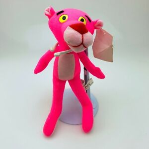 Vintage 1993 Pink Panther Plush | Stuffed Animal Character Toy | 1993 MGM w/ Tag