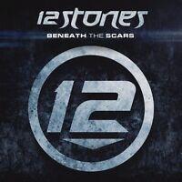 12 Stones - Beneath the Scars [New CD]