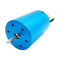 1/10 4 Pole 3650 3300KV Brushless Motor for 1/10 RC Racing Car Truck Parts